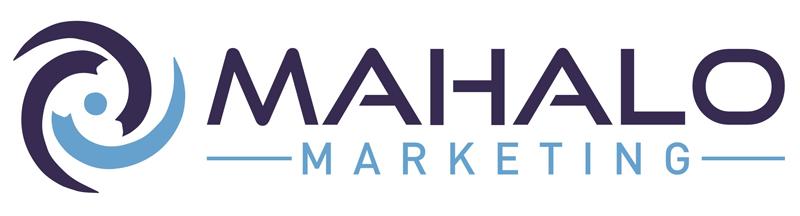 Mahalo Marketing Logo